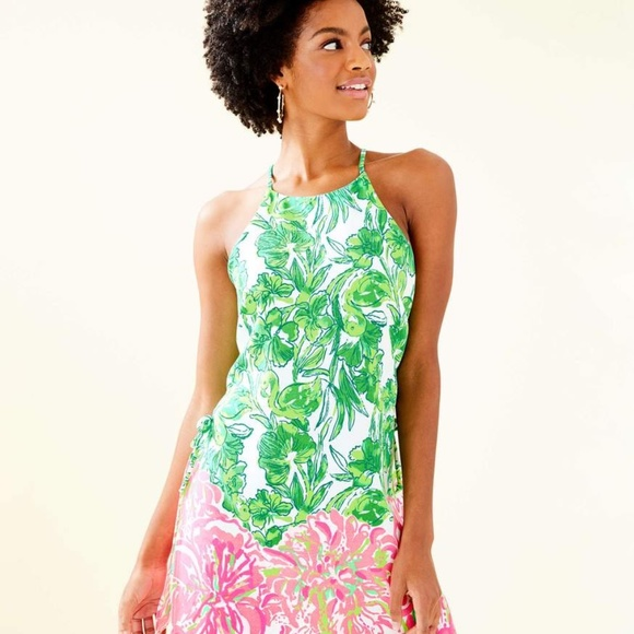 Lilly Pulitzer Pearl Romper size 4
